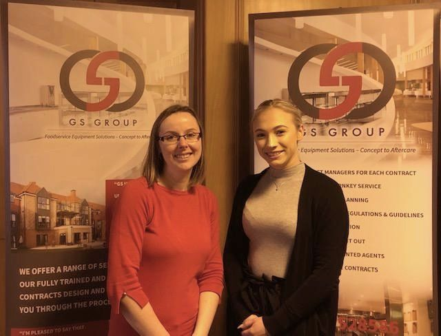 GS Catering Equipment Ltd attended the Torbay Apprenticeship Fair 2020!