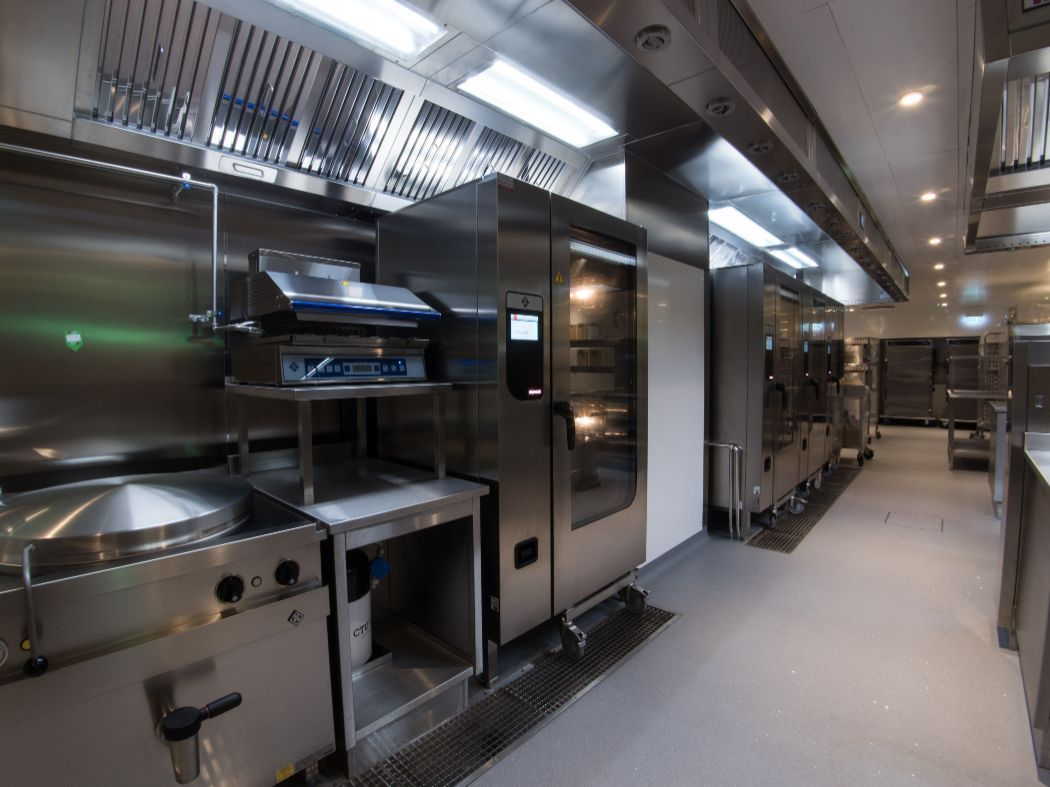 The importance of high-quality catering equipment