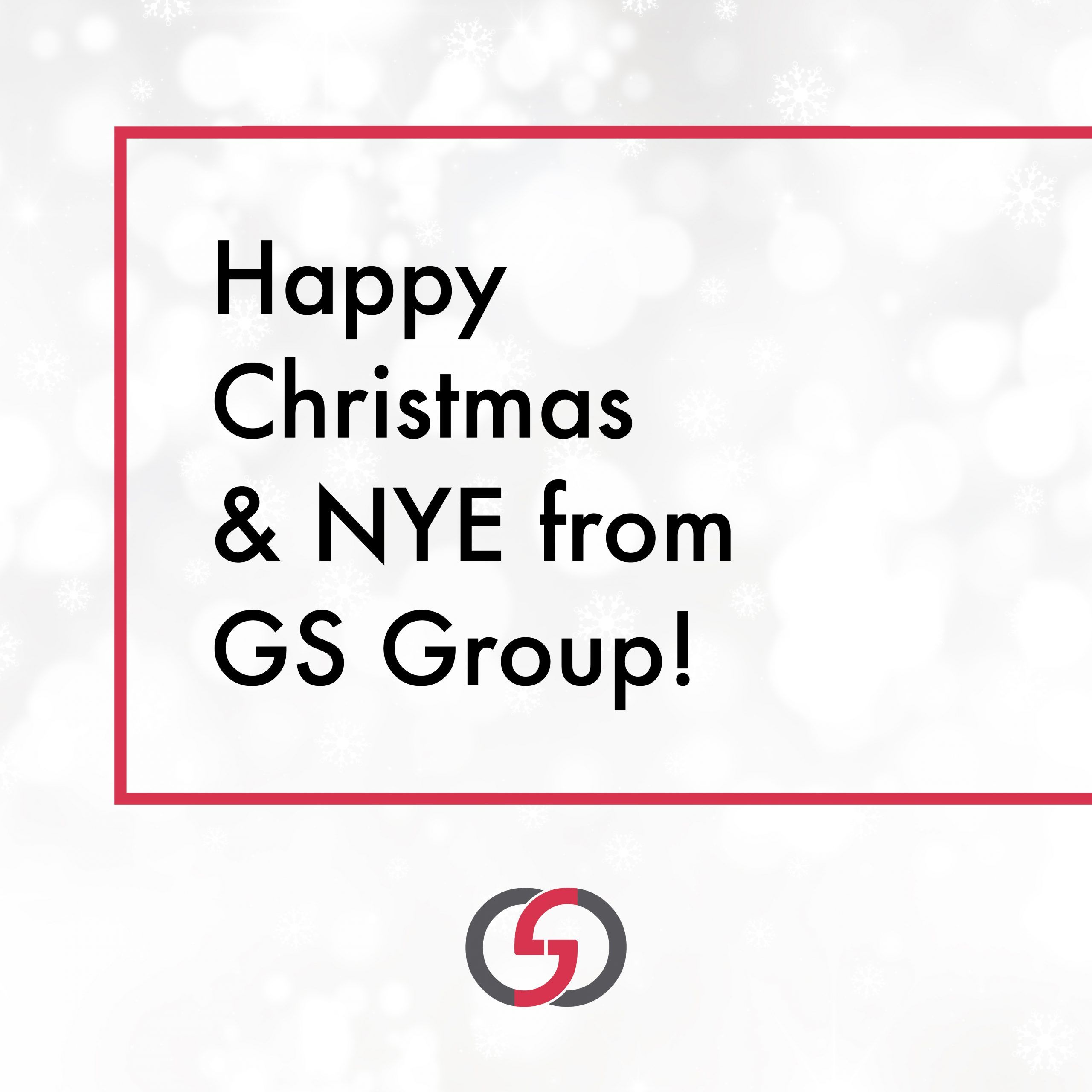 Merry Christmas from GS Group!
