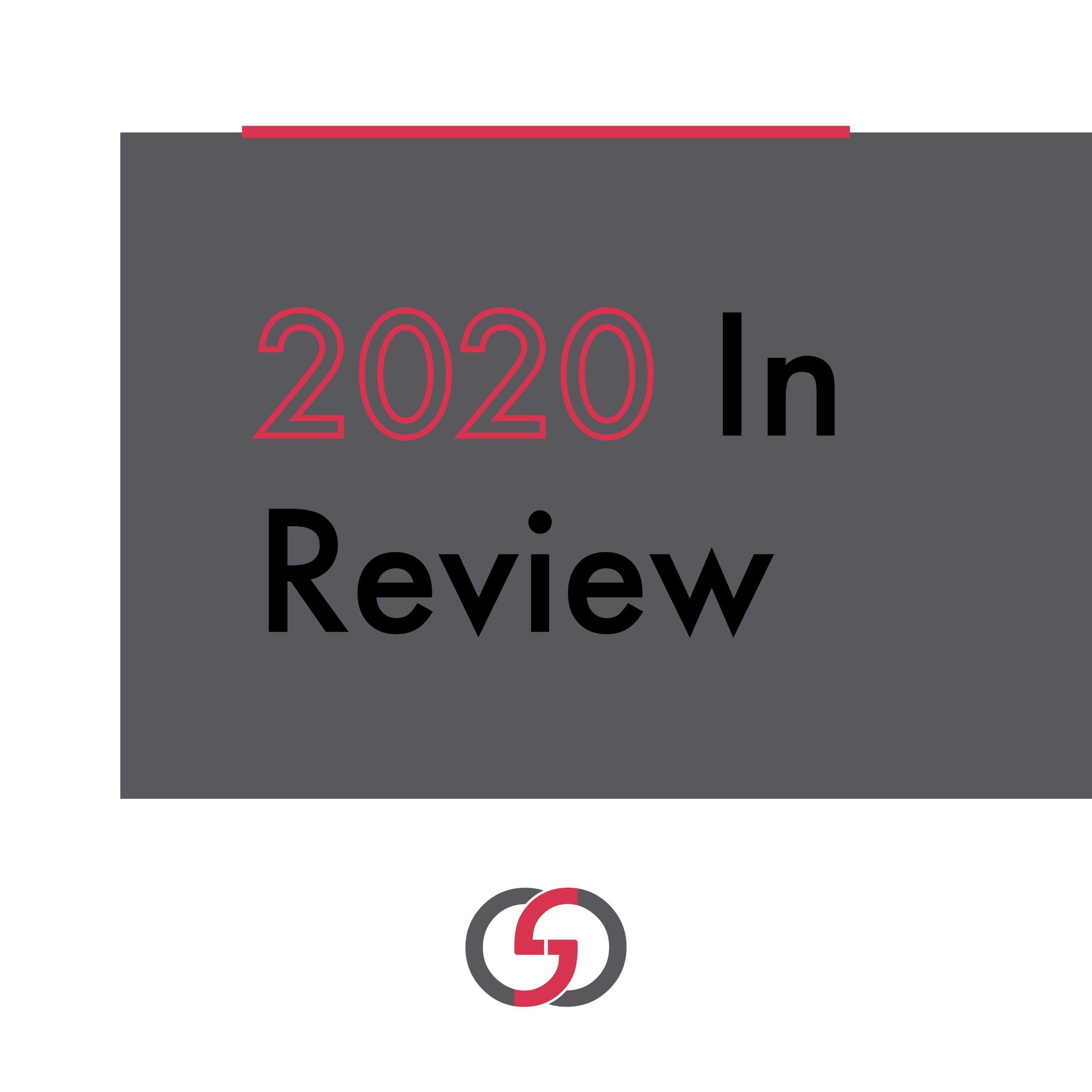 GS Group's 2020 summary!