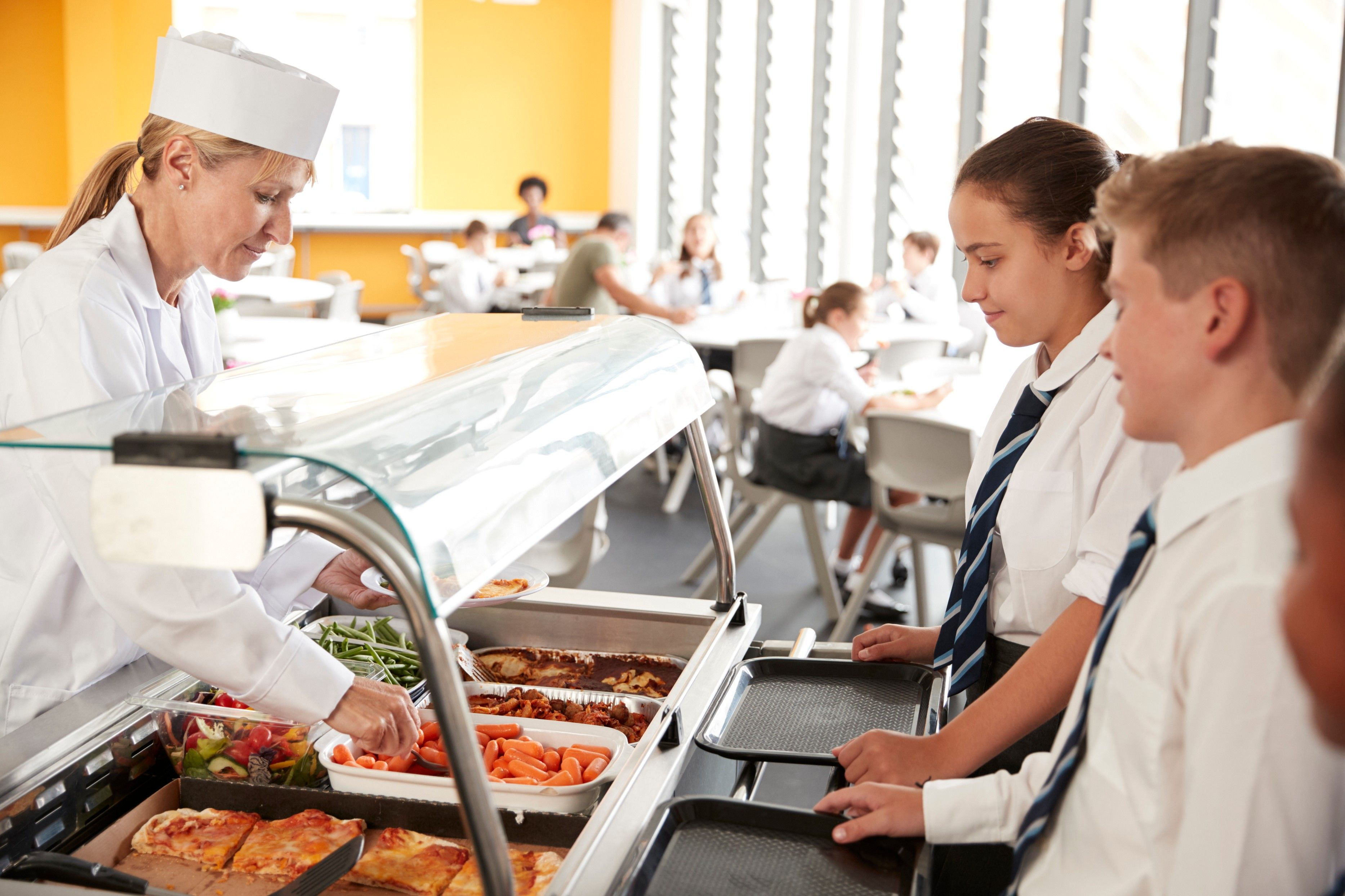 Top design considerations needed for a school catering project