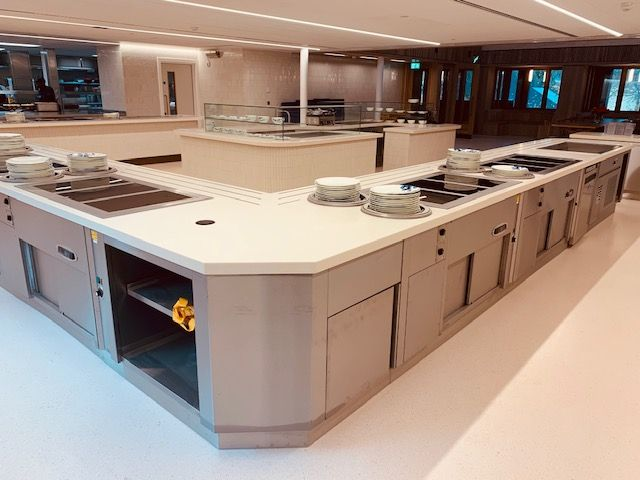 How to make a catering design project a success