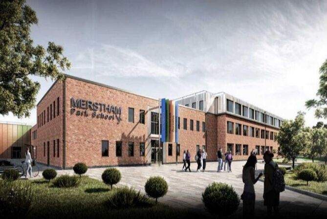 GS Catering Equipment is successfully appointed for a Redhill school project