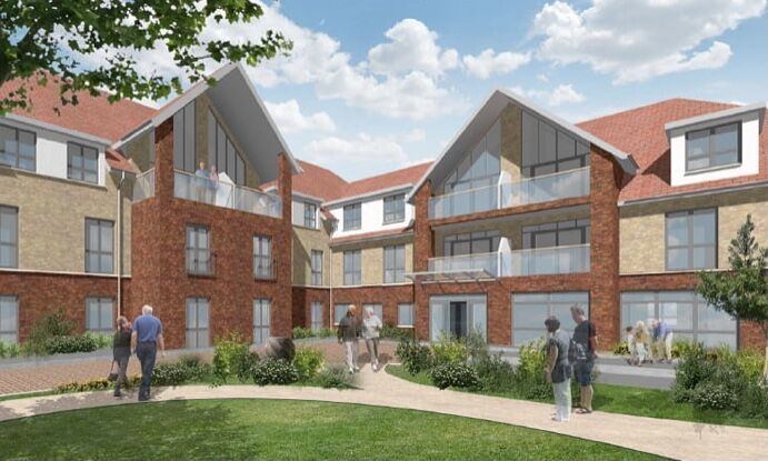 GS Catering Equipment has secured a healthcare project in Otterbourne